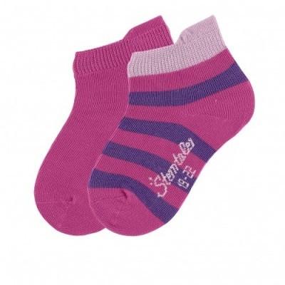 Detské ponožky pre dievčatá ružové