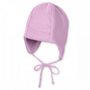 Zimná flisová čiapka pre dievčatá ružová